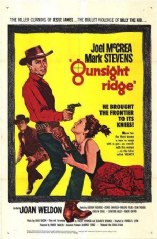 Gunsight Ridge 1957 DVD - Joel McCrea / Mark Stevens